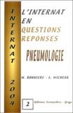 M Bonniere et Antoine Micheau - Pneumologie.