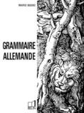 M Bouchez - Grammaire allemande.