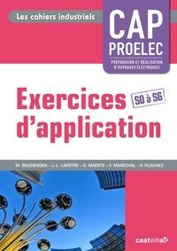 M Boudengen - Exercices d'application CAP Proelec.