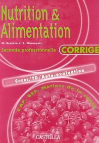 Nutrition et alimentation 2e CAP, BEP Métiers de la santé - Corrigé.pdf