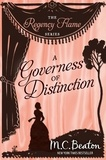 M.C. Beaton - A Governess of Distinction.