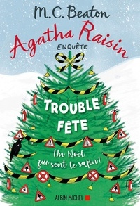 M. C. Beaton - Agatha Raisin 21 - Trouble-fête.