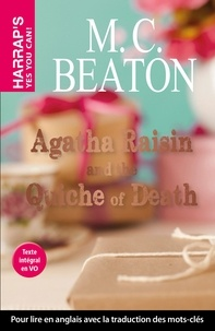 M. C. Beaton - Agatha Raisin and the Quiche of Death.
