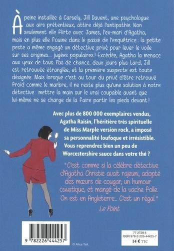 Agatha Raisin enquête Tome 26 Secrets sur canapé