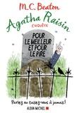 M. C. Beaton - Agatha Raisin enquête Tome 5 : Pour le meilleur et pour le pire.