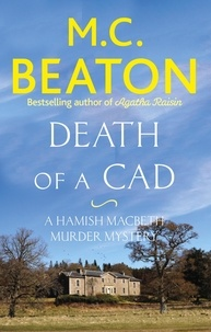 M. C. Beaton - Death of a Cad.