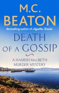 M. C. Beaton - Death of a Gossip.