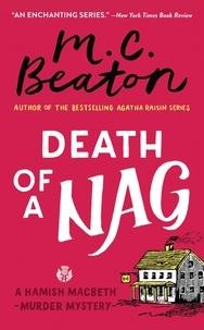 M. C. Beaton - Death of a Nag.