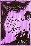 M.C. Beaton - Lessons in Love.