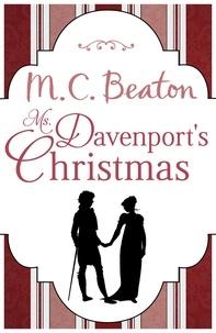 M.C. Beaton - Ms. Davenport's Christmas.