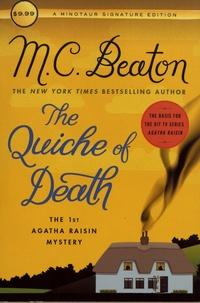 M. C. Beaton - The Quiche of Death.