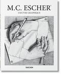 M-C Escher - MC Escher (1898-1972) - L'oeuvre graphique.
