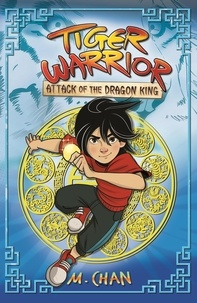 M.Chan - Attack of the Dragon King - Book 1.