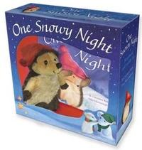 M. Christina Butler et Tina MacNaughton - One Snowy Night.