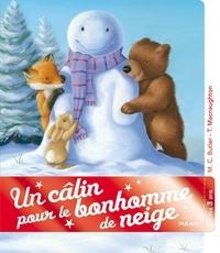 M. Christina Butler - Un câlin pour le bonhomme de neige.