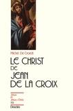 M De Goedt - Le Christ de Jean de la Croix.