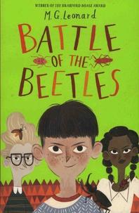 M.G. Leonard - Battle of the Beetles.