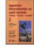 M. Gueye et Michel Mercier - Approches interculturelles en santé mentale, l'Afrique, l'Europe, le Québec - 1er Congrès de Pédopsychiatrie d'Afrique de l'Ouest francophone.
