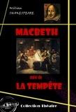 M. Guizot et William Shakespeare - Macbeth (suivi de La tempête) - édition intégrale.