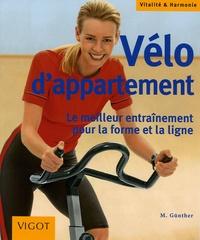 M Günther - Vélo d'appartement - Le meilleur entraînement pour la forme et la ligne.
