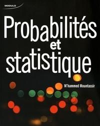 M'hammed Mountassir - Probabilités et statistique.
