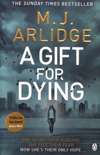 Livres audio anglais téléchargement gratuit A Gift for Dying  9781405932509