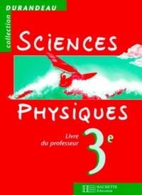 SCIENCES PHYSIQUES 3EME. Livre du professeur.pdf
