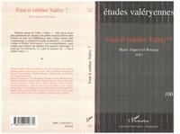 M. Joqueviel-bourjea - Faut-il oublier valery ?.
