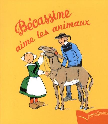 M. L. Caumery - Bécassine aime les animaux.
