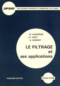 Le filtrage et ses applications.pdf