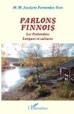 M.m.jocelyne Fernandez-vest - Parlons finnois - Les Finlandais - Langues et cultures.