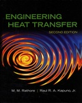 M-M Rathore et Raul R-A Jr Kapuno - Engineering Heat Transfer. 1 CD audio