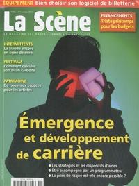 Cyrille Planson - La Scène N° 56, Printemps 201 : Emergence et développement de carrière.