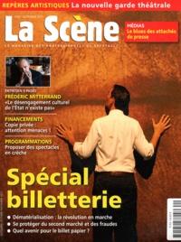 Cyrille Planson - La Scène N° 62, Automne 2011 : Spécial billeterie.