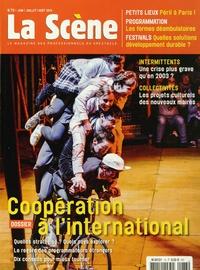 Nicolas Marc - La Scène N° 73, juin-juillet- : Coopération à l'international.