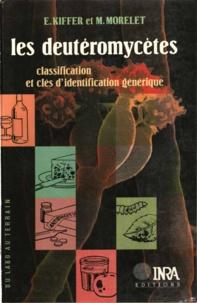 M Morelet et E Kiffer - Les deutéromycètes - Classification et clés d'identification générique.