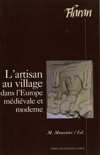 Téléchargez des ebooks gratuits pour joomla L'artisan au village dans l'europe médiévale et moderne CHM PDF