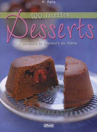 M Palla - Desserts.