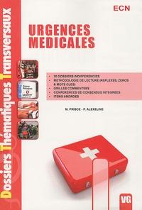 M. Prisce et Patricia Alexeline - Urgences médicales.