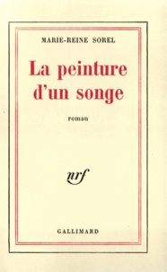 M-R Sorel - La peinture d'un songe.