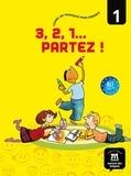 M Russo et M Vazquez - 3,2,1... Partez ! - Cours de français pour enfants 1.