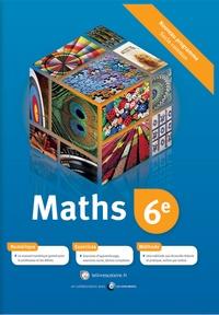 Histoiresdenlire.be Mathématiques 6e - Manuel élève Image