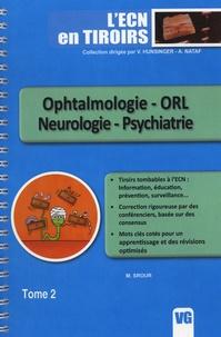 LECN en tiroirs - Tome 2, Ophtalmologie - ORL - Neurologie - Psychiatrie.pdf