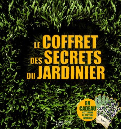 M Sunyer-Vives et C Sala - Le coffret des Secrets du jardinier en 3 volumes : Les conseils du jardinier ; Les arbustes fleuris et les haies ; Pelouses et gazon.
