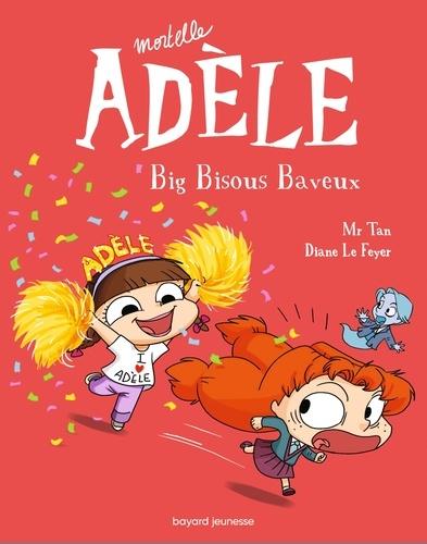 BD Mortelle Adèle, Tome 13. Big bisous baveux