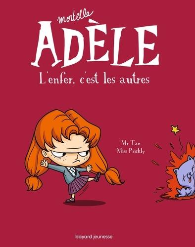 Mortelle Adèle, Tome 02. L'enfer, c'est les autres