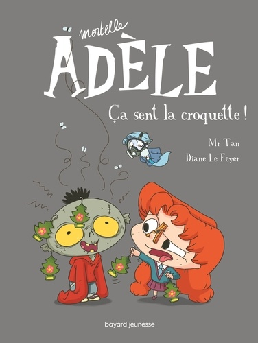 Mortelle Adèle, Tome 11 - M. TAN - 9791027605088 - 6,99 €