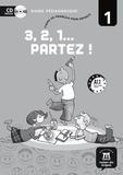 M Vazquez et M Russo - Cours de français pour enfants - Guide pédagogique. 1 CD audio