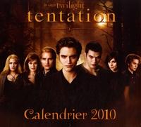 M6 Editions - La saga Twilight tentation Calendrier 2010.