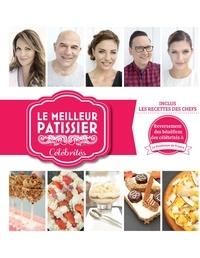 M6 Editions - Le meilleur pâtissier Célébrités - Inclus : les recettes des chefs.